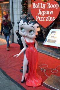 Betty Boop Jigsaw Puzzles