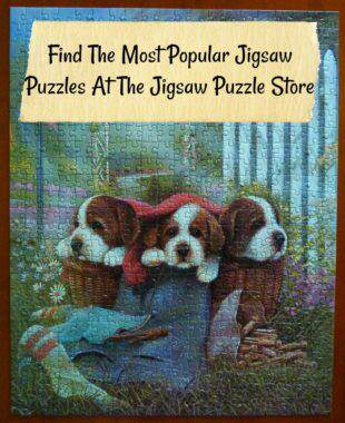 Most Popular Jigsaw Puzzles