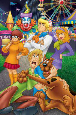Scooby Doo Jigsaw Puzzles