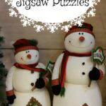 Snowman Jigsaw Puzzles