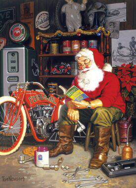 Motorcycle Jigsaw Puzzles
