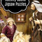 Nativity Scene Jigsaw Puzzles
