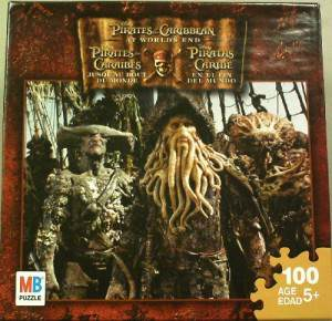 Pirates Of The Carribean Jigsaw Puzzles