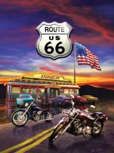 Harley Davidson Jigsaw Puzzles