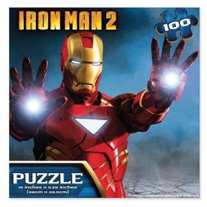 Iron Man Jigsaw Puzzles
