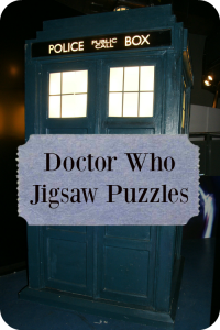 Doctor Who Jigsaw Puzzles