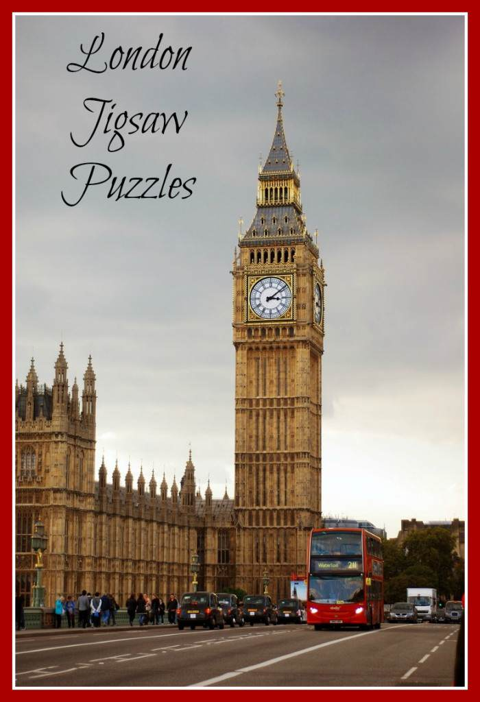 London Jigsaw Puzzles