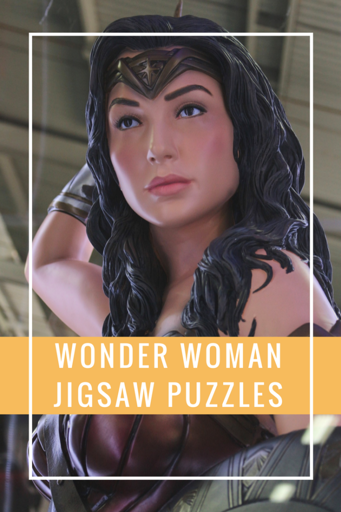 Wonder Woman Jigsaw Puzzles