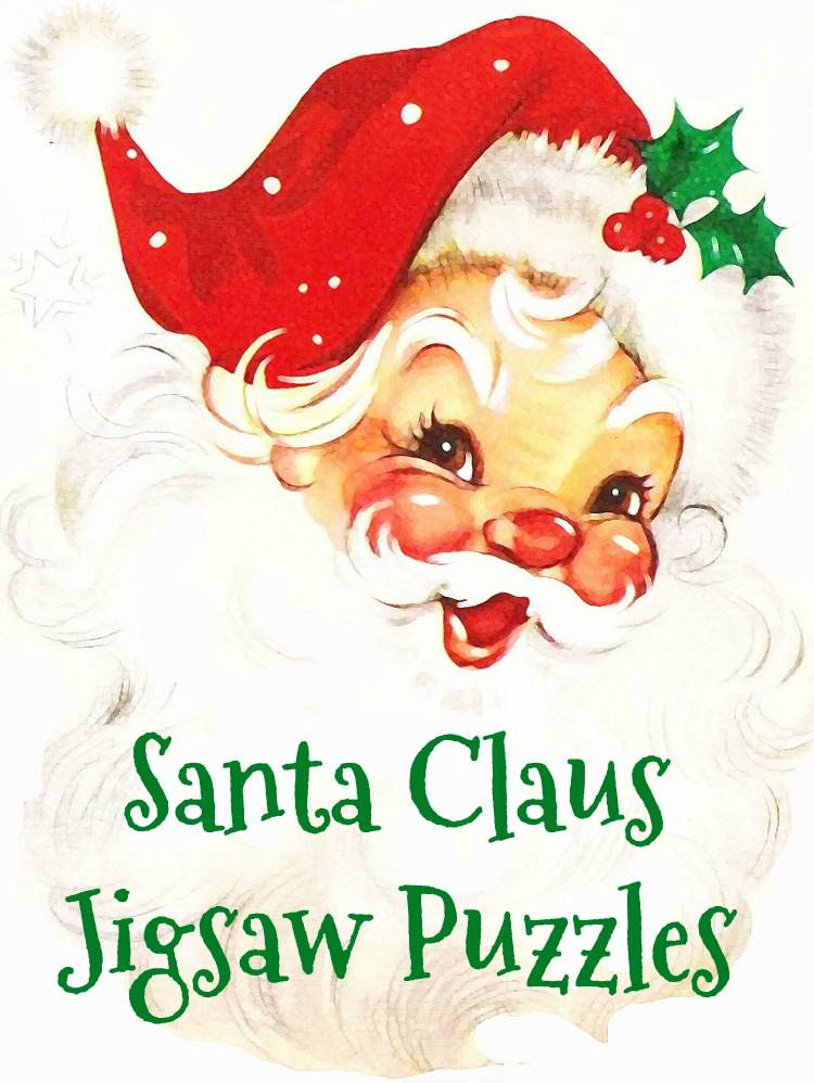 here comes santa claus here comes santa claussanta claus jigsaw puzzles that is - Pictures Santa Claus