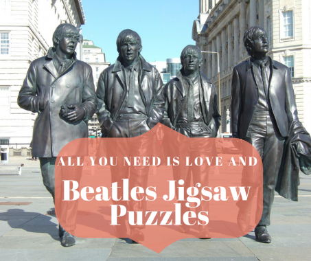 Beatles Jigsaw Puzzles